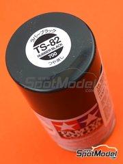 Tamiya: Spray - Rubber black - TS-82