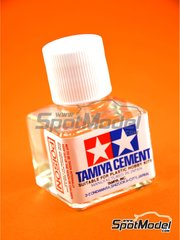 Tamiya: Glue - Tamiya Cement - 40ml