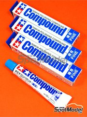 Tamiya: Polish - Compound fine
