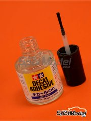 Tamiya: Decal products - Decal Adhesive - 1 x 10ml