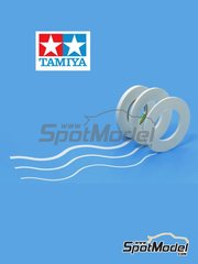 Tamiya: Masks - Masking tape for curves 2mm