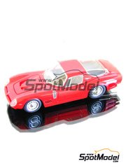 Tecnomodel: Model car kit 1/43 scale - Bizzarini 5300 GT Stradale 1965 - resin multimaterial kit