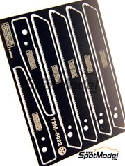 Tuner Model Manufactory: Tools - Saw + scriber set 0.3mm - photo-etched parts