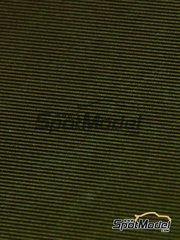 Tuner Model Manufactory: Decals - Twill weave carbon fiber -  M - Golden + black - 137mm x 189mm