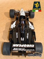 Wolf Models: Model kit 1/25 scale - Minardi PS01