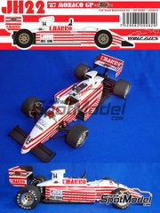 Wolf Models: Model kit 1/25 scale - AGS Cosworth JH22