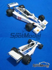Wolf Models: Model kit 1/25 scale - Hesketh 308E
