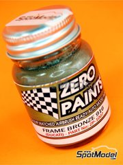 Zero Paints: Paint - Ducati 916 Frame and  Wheels Bronze - 30ml - for Airbrush