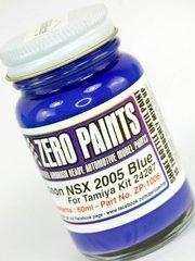 Zero Paints: Pintura - Epson NSX Blue 2005 - Azul - 1 x 60ml - para Aerógrafo