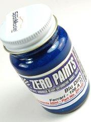 Zero Paints: Pintura - Azul Ferrari Dino - Ferrari Blu Dino - Code: 106A72 - 1 x 60ml - para Aerógrafo