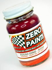 Zero Paints: Paint - Ferrari Rosso Dino - Code: R-350 - 60 ml - for Airbrush