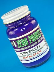 Zero Paints: Pintura - Morado - Purple 917 Hippy - 1 x 60ml - para Aerógrafo