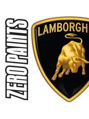 Zero Paints: Paint - Lamborghini Nero Pegaso - Code: 0052 - for Airbrush