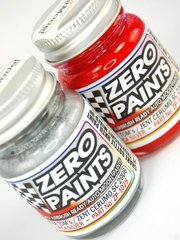Zero Paints: Paints set - Open Interface Tom's SC430 - Red + mica silver - 2x30ml - for Airbrush