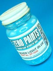 Zero Paints: Pintura - Renault R23 - R25 - R26 Mild Seven - Light Blue - Azul claro - 1 x 60ml - para Aerógrafo