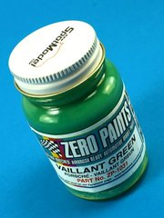 Zero Paints: Paint - Porsche Vaillant Gruen - 1 x 60ml - for Airbrush