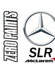 Zero Paints: Paint - McLaren Galaxite Black Metallic - Galaxieschwarz  - Code: DB971 - 60ml - for Airbrush