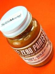 Zero Paints: Paint - Top Secret Japan - Gold Pearl - 1 x 60ml - for Airbrush