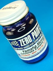 Zero Paints: Paint - Yamaha MotoGP Gauloises Extreme Blue - 60ml - for Airbrush