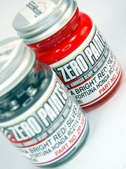 Zero Paints: Paints set - Fortuna Honda RC211V 2002 - 2x30ml - for Airbrush