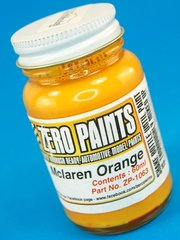 Zero Paints: Pintura - Naranja McLaren F1 Test Orange - 1 x 60ml - para Aerógrafo