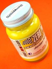 Zero Paints: Pintura - Jordan 198 - Yellow - Amarillo - 1 x 60ml - para Aerógrafo