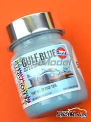 Zero Paints: Paint - Gulf Blue - for Airbrush