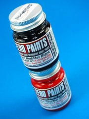 Zero Paints: Paints set - Xanavi Motul Nismo GT-R R35 - 2x30ml - for Airbrush