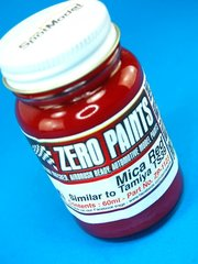 Paint by Zero Paints - Mica Red Paint - Similar to TS39 - 60ml  for Airbrush