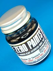 Zero Paints: Paint - Smoke - Similar to TS-71 and X-19 - 30ml - for Airbrush
