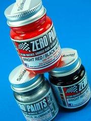 Zero Paints: Set de pinturas - Honda RC166 - Red + Black + aluminum : Rojo + negro + aluminio - 3x30ml - para Aerógrafo
