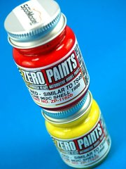 Zero Paints: Paints set - Porsche 962C Shell - 2x30ml - for Airbrush