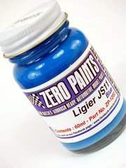 Zero Paints: Paint - Ligier JS11 Blue - 1 x 60ml - for Tamiya references TAM20012 and 20012