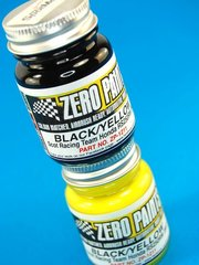 Zero Paints: Paints set - Honda RS250RW Scot Racing Team 2007 - 2x30ml - for Airbrush