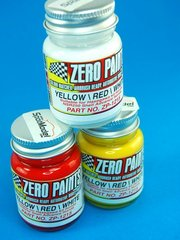 Zero Paints: Paints set - Honda NSR250 Shell Advance Honda - 3x30ml    - for Airbrush