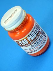 Zero Paints: Paint - Gulf Orange - 1 x 60ml - for Airbrush