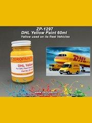 Zero Paints: Pintura - Amarillo DHL - 1 x 60ml