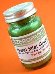 Zero Paints: Pintura - Verde AC Cobra Coupe A98 Le Mans 1964 Jewel Mist Green - 1 x 60ml