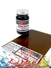 Zero Paints: Pintura - Black Amber para Scania R730 - 1 x 60ml - para la referencia de Italeri 3897