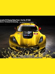 Zero Paints: Paint - Corvette C7.R Racing Yellow - for Revell kit REV07036