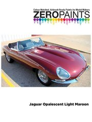 Zero Paints: Pintura - Marrón Jaguar Opalescent Light Marron - 60ml