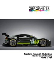Zero Paints: Paint - Aston Martin Sterling Green - 1 x 60ml - for Profil24 reference P24107