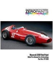 Zero Paints: Paint - Maserati 250F red - 1 x 60ml