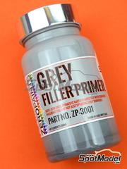 Zero Paints: Primer - Grey Primer Micro Filler - 1 x 120ml - for Airbrush