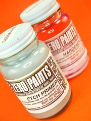 Zero Paints: Primer - Etch Primer for Metal and Resin - 2 x 60ml - for Airbrush