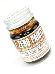 Zero Paints: Paint - Candy Liquid Bronze Paint - 30ml - for Airbrush