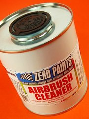 Zero Paints: Cleaner - Airbrush Cleaner - 500ml - for Airbrush