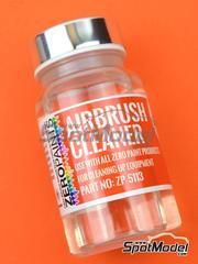 Zero Paints: Cleaner - Airbrush Cleaner - 1 x 120ml - for Airbrush