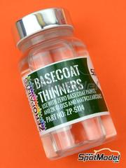 Zero Paints: Disolvente - Basecoat thinners - 120ml