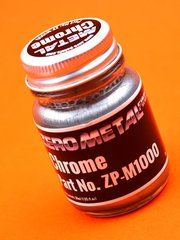 Zero Paints: Pintura - Cromo - Chrome - 1 x 30ml